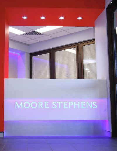 MOORE STEPHENS OFFICES