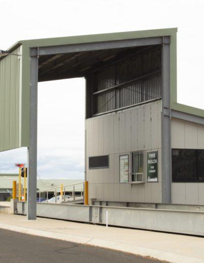 waste transfer station design